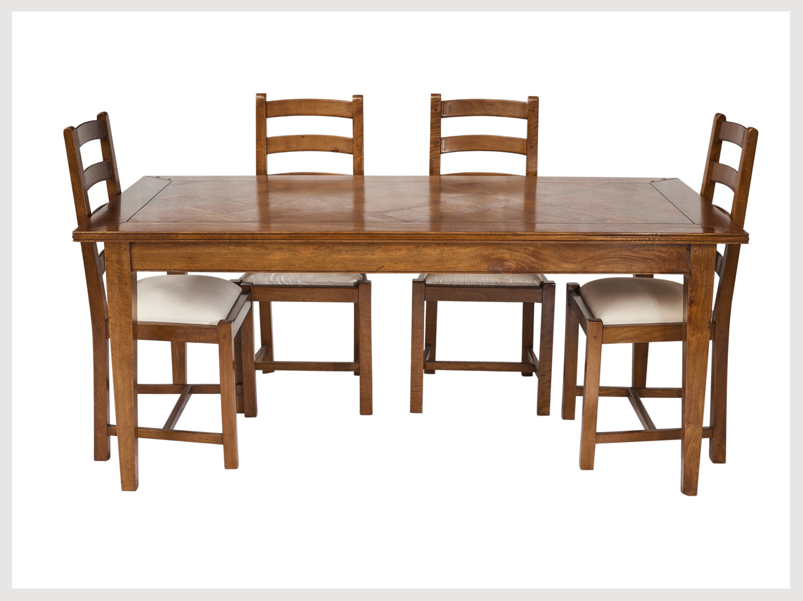 Classic Shaker Style Dining Table La20 French