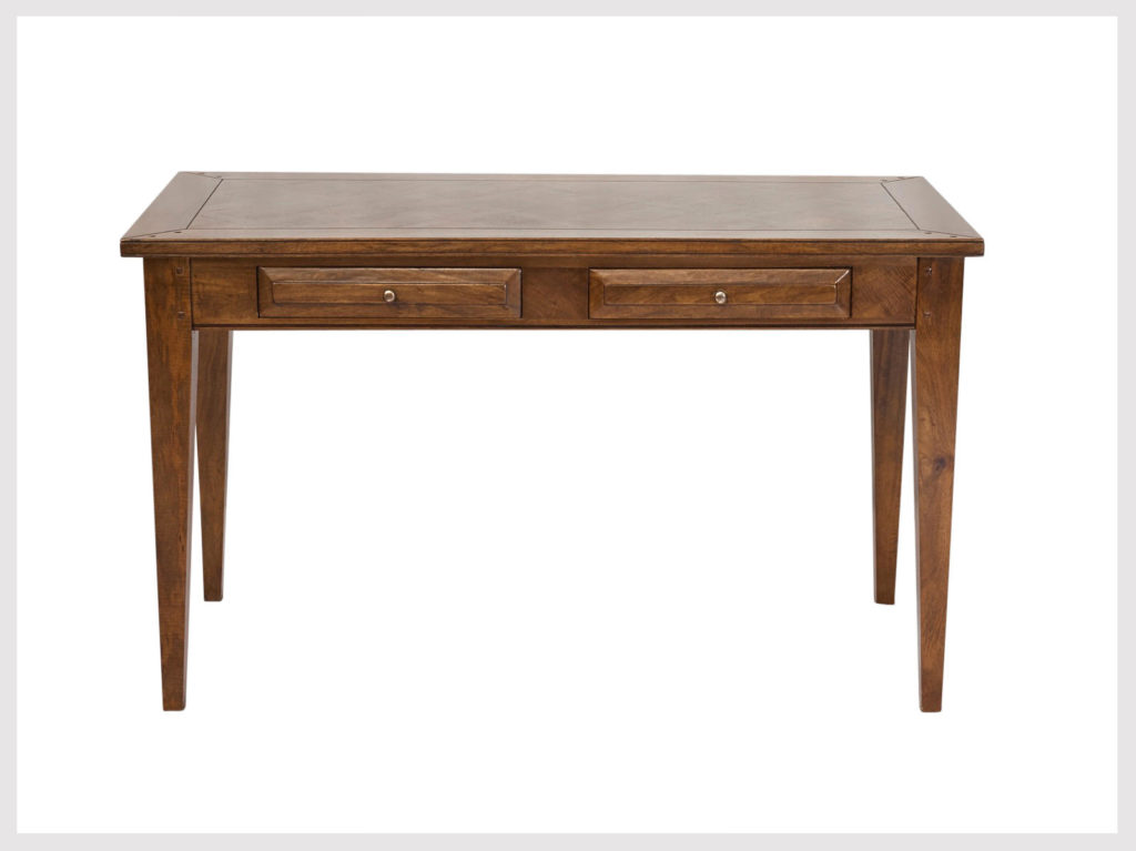 Classic Shaker style 2 drawer desk/hall table (LA24)