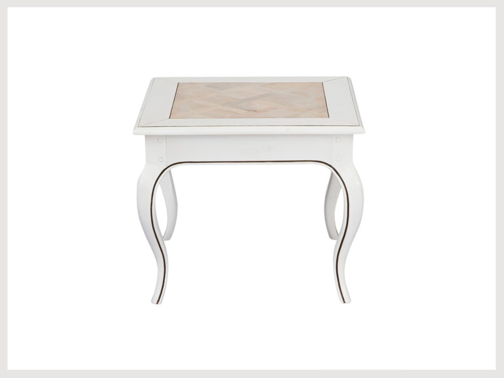 French provincial style not so shabby chic side table (LW11)